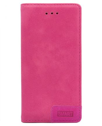 Huawei P9 Lite Smart BookCase Fuchsia-0