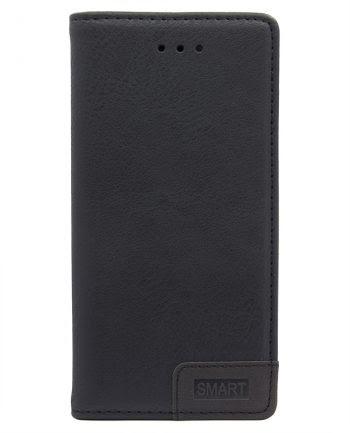 Samsung Note 4 Smart Book Case Zwart-0