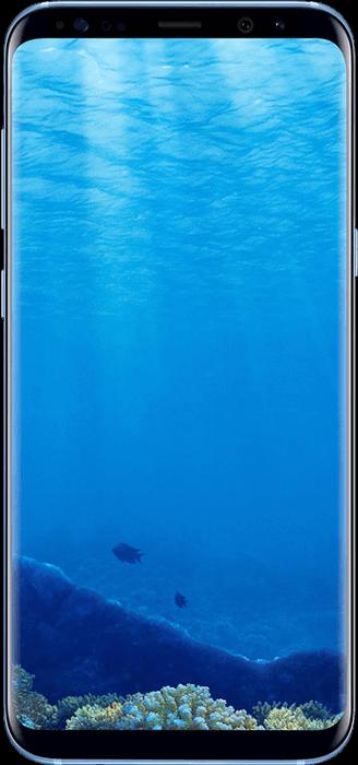 Samsung Galaxy S8+ Blauw 64GB-0