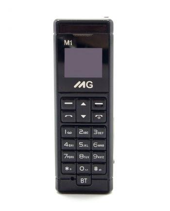 MG MOBILE M1 KLEINSTE GSM TELEFOON Zwart 10 MB-0