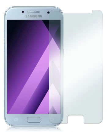 Samsung Galaxy A3 (2017) Glass Screen Protector-0