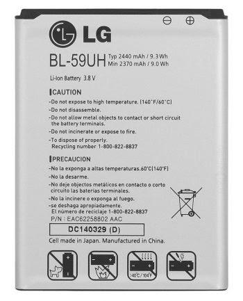 Accu LG G2 Mini-2240mAh (BL-59UH)-0