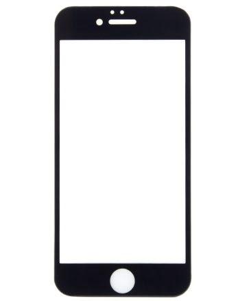 iphone 6/6s Tempered Glass Screenprotector Zwart-0