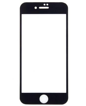 iphone 7 5d Tempered Glass Screenprotector zwart-0