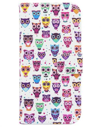 LG G5 Happy Owl Bookcase-0