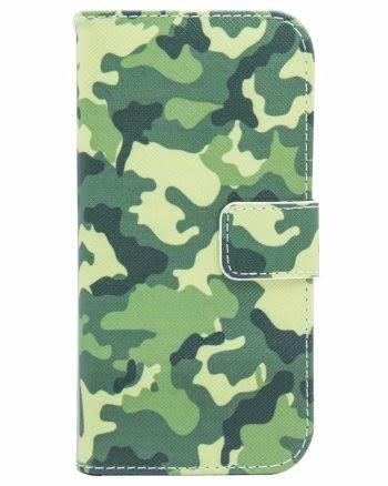Nokia 6 - Army Print Bookcase -0