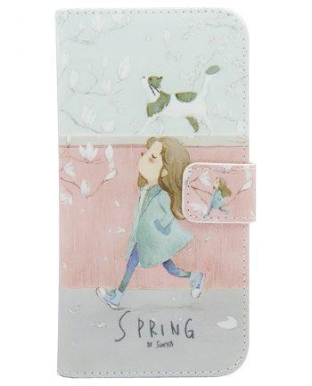Nokia 5 - Springtime Bookcase-0