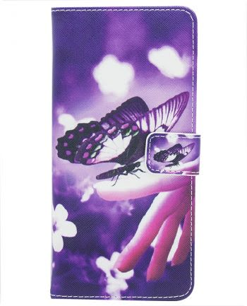 Apple iPhone X BOOKCASE Butterfly-0