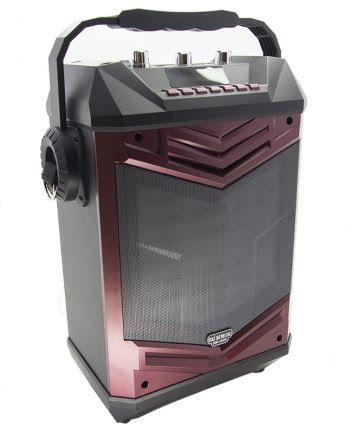 Portable Speaker met ledverlichting MK-A01 - paars-0