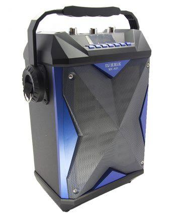 Portable Speaker met ledverlichting MK-A01 - blauw-0
