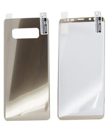 Kleurfolie Samsung Note 8 Goud-0
