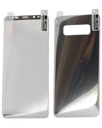 Kleurfolie Samsung Note 8 Zilver-0