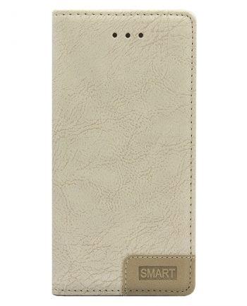 Sony Xperia X5 Smart Bookcase Beige-0