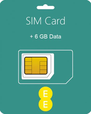 EE Simkaart 4G - 6 GB-0