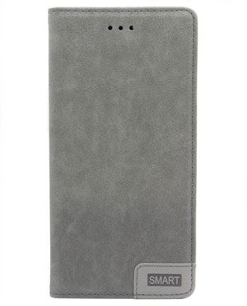 Sony Xperia L1 Smart Bookcase Grijs-0