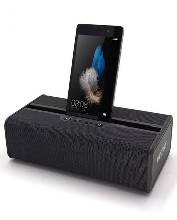 Krachtige Bluetooth Speaker - zwart-0