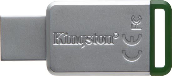 Kingston DataTraveler 50 - USB-stick - 16 GB 100% origineel-0