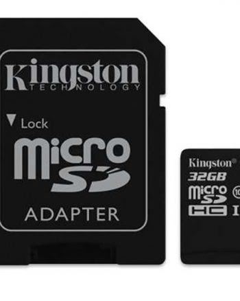 Kingston MicroSDHC Card 32GB 100% origineel class 10-0