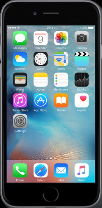 Apple Iphone 6 64GB A Grade Grijs-0