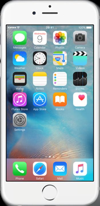 Apple Iphone 6 64GB A Grade Zilver-0