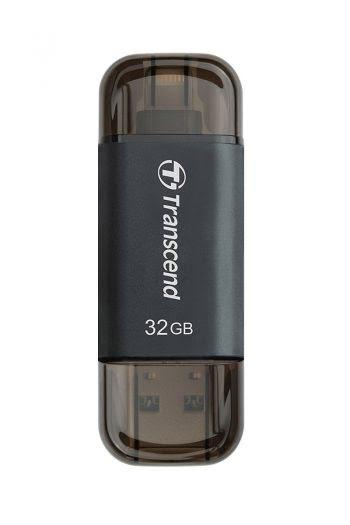 Transcend JetDrive Go 300 - USB-stick - 32 GB stick voor iPhone-0