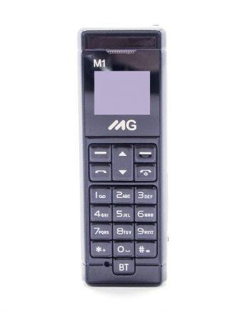MG MOBILE M1 KLEINSTE GSM TELEFOON Donkergrijs 10 MB-0