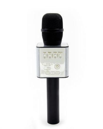 Karaoke Microfoon Q9- Zwart-0