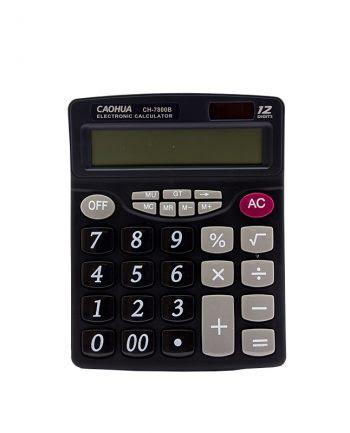 REKENMACHINE chaohua 12 DIGITS CH-7800B-0