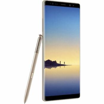 Samsung Galaxy Note 8 Goud 64GB-0