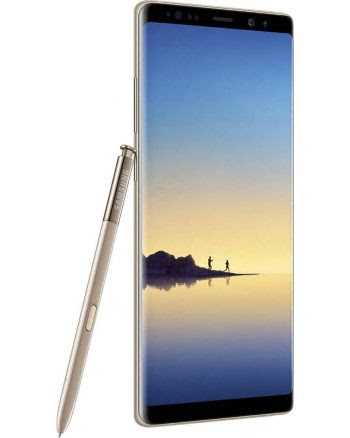 Samsung Galaxy Note 8 Goud 64GB-0
