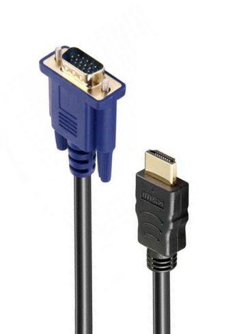 VGA NAAR HDMI KABEL 1.5 METER-0