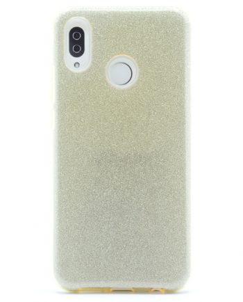 Huawei P20 lite GOUD GLITTER HOESJE-0