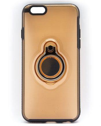Apple iPhone 6(s) Hoesje Beige-0