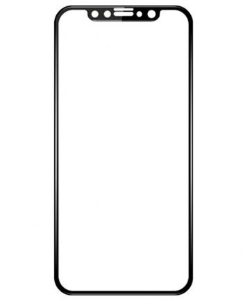 iPhone X 3d Tempered Glass SCREENPROTECTOR PREMIUM-0