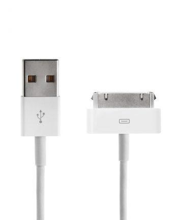 USB 30-Pin Datakabel Apple iPhone 4-0