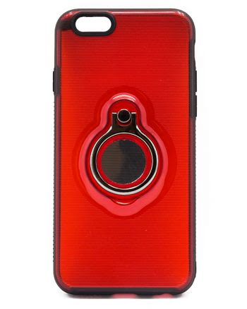 Apple iPhone 6(s) Hoesje Rood-0