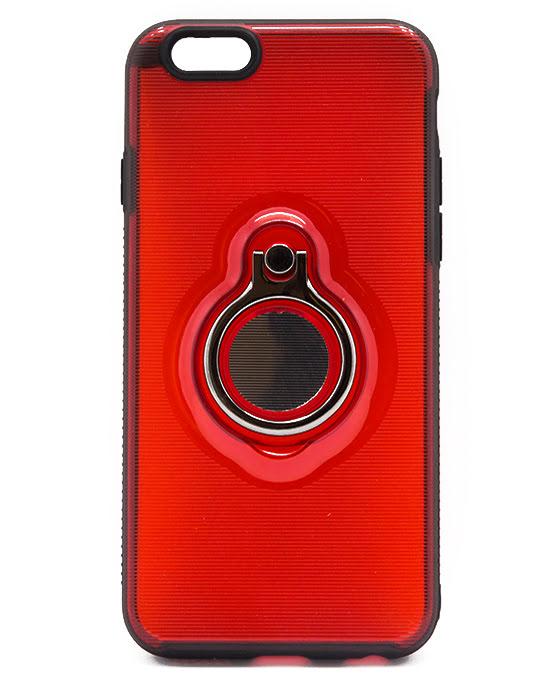 Apple iPhone 6(s) Hoesje Rood-0
