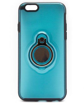 Apple iPhone 6(s) Hoesje Blauw-0