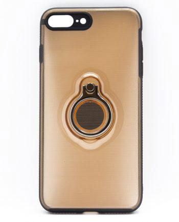 Apple iPhone 7 Plus beige hoesje-0