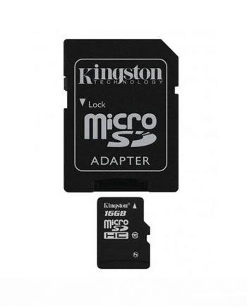 Kingston Micro SD 16GB ORGINEEL Class 10-0