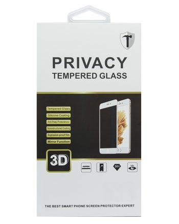 iPhone 7S Plus Privacy Tempered Glass SCREENPROTECTOR-0