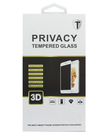 iPhone 8 Plus Privacy Tempered Glass SCREENPROTECTOR-0