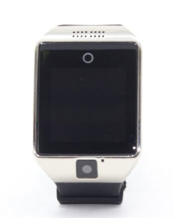 Smartwatch HD TFT DISPLAY ZILVER-0