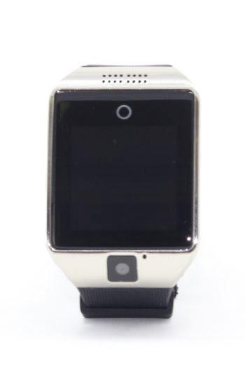 Smartwatch HD TFT DISPLAY ZILVER-0