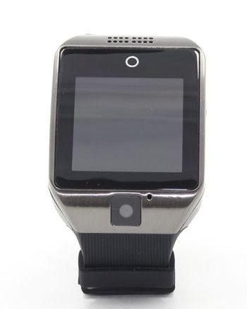 Smartwatch HD TFT DISPLAY ZWART-0