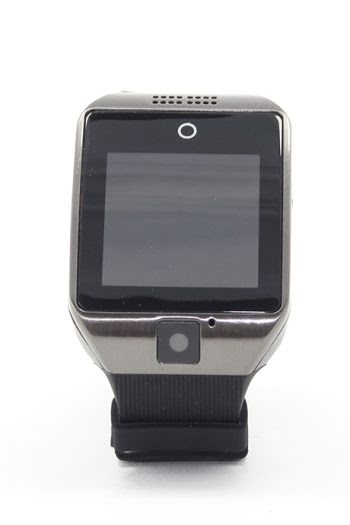 Smartwatch HD TFT DISPLAY ZWART-0