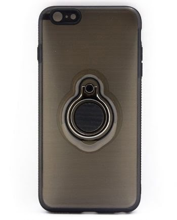 Apple iPhone 7 Hoesje zwart-0