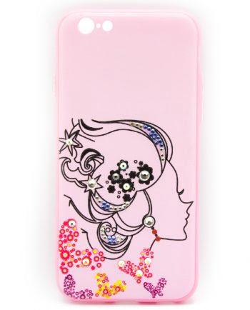 Apple iPhone 6(s) Hoesje elegant haar sierlijk-0