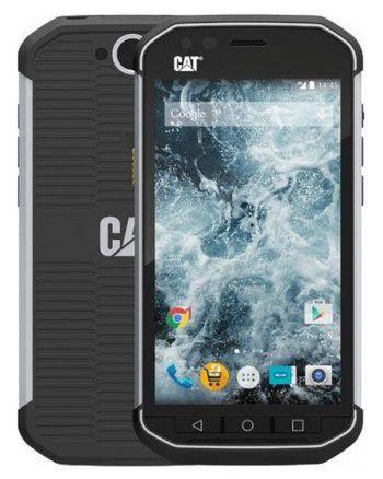 CAT S40 - ZWART (Tweedekans) 16 GB-0