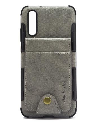 Huawei P20 grijs case-0